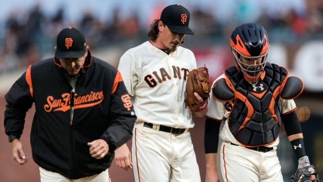 Five Takeaways From Giants' 6-3 Loss to Nats