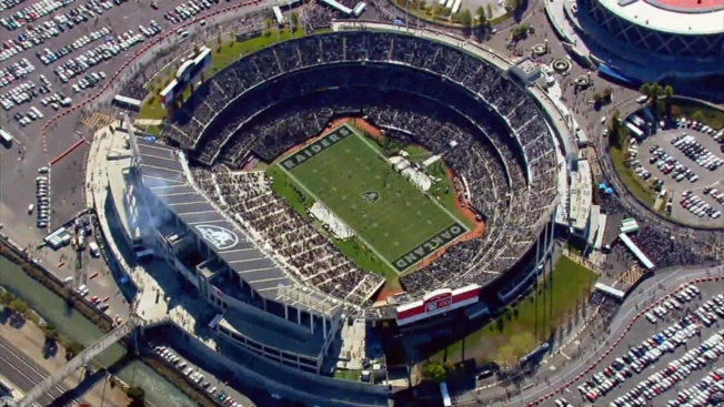 Raiders Could Be Evicted Due to Past Due Parking Debt: Audit