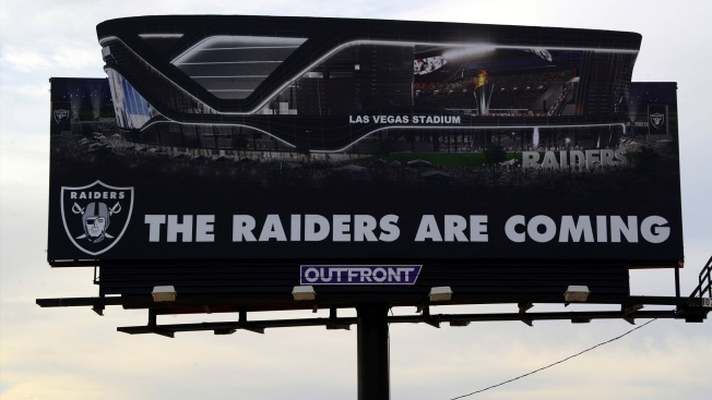 Report: Raiders Levied Heavy Relocation Fee, Far Less Than Rams and Chargers