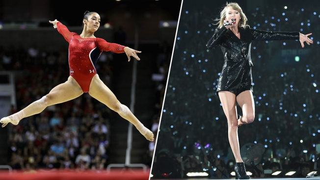 Olympic Gymnast Aly Raisman Thanks Taylor Swift for Support