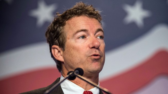 GOP Leader Rand Paul Visits Silicon Valley