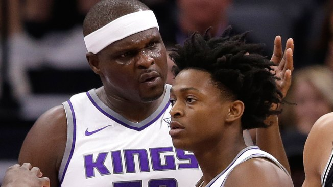 Kings' De'Aaron Fox (quad) out on Sunday against Raptors