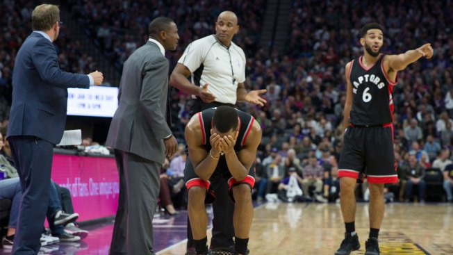 NBA: Refs Got Controversial Call at End of Raptors-Kings Game Right
