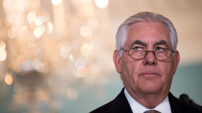 US Fines Exxon For Violating Russia Sanctions Under Tillerson