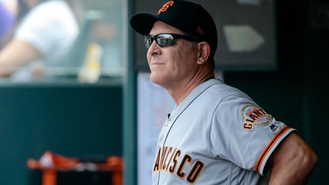 San Francisco Giants make 3 changes to coaching staff
