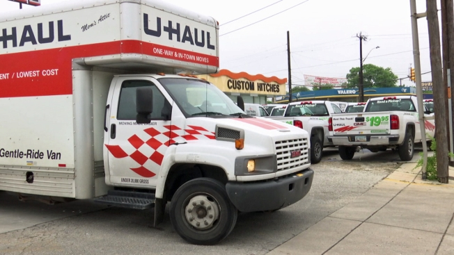 So Many People Moving Out of the Bay Area is Causing a U-Haul Truck Shortage