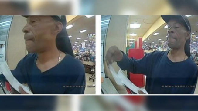 Police Arrest Suspect in at Least 3 Recent Bank Robberies in Contra Costa Co.