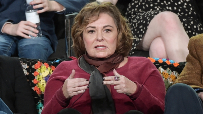 Roseanne Barr Sobs on Podcast Over Tweet That Got Her Fired: 'I Am Not a Racist, I'm an Idiot'