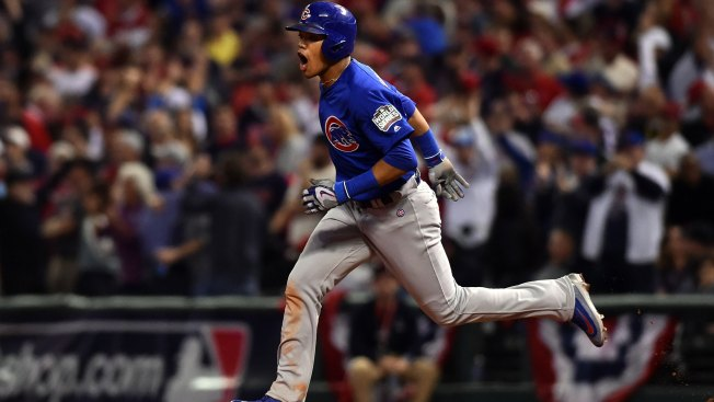 Cubs Tee Off on Indians, Force Game 7 in World Series