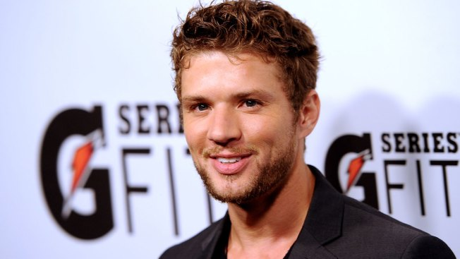 Ryan Phillippe Posts Hospital Picture After 'Freak Accident'