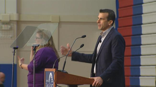 Public Safety, Road Repair Among San Jose Mayor Sam Liccardo's Priorities in June Budget Message