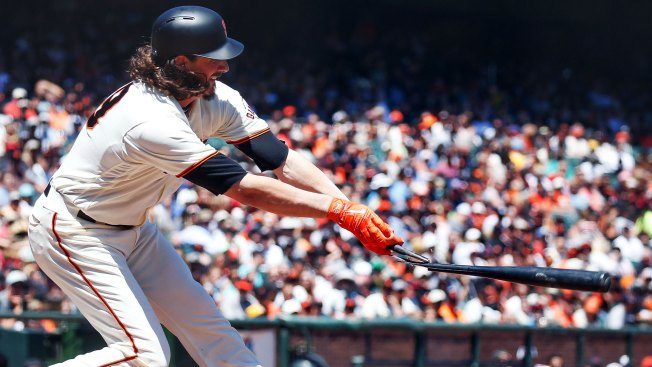 Samardzija Dials Up Seven Strong Innings as Giants Take Series From Pirates