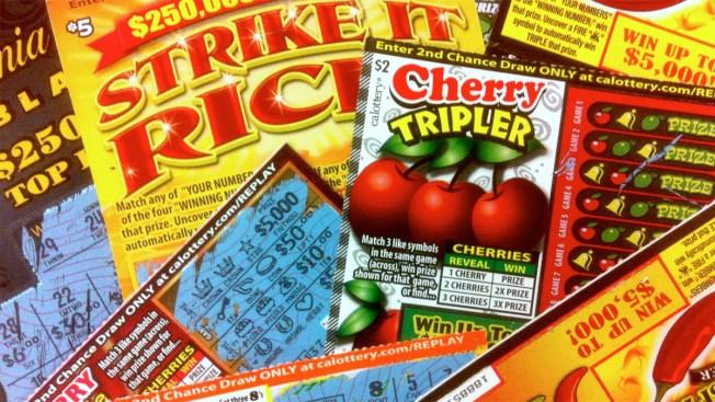 $1 Million Scratchers Ticket Bought at Antioch Safeway