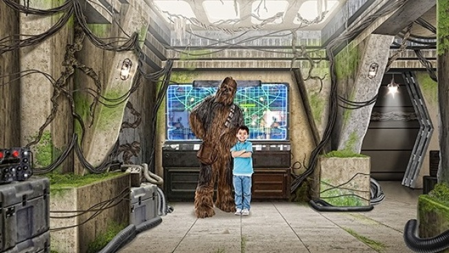Disneyland Announces 'Season of the Force'