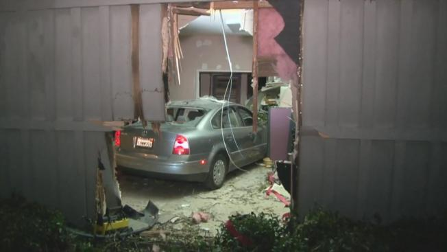 Car Smashes into North Bay Senior Center