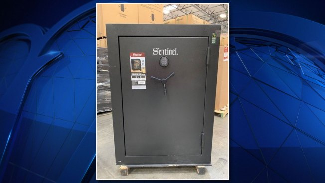 Gun Safe Sold Nationwide Recalled Over Lock Failure, Injury Hazard