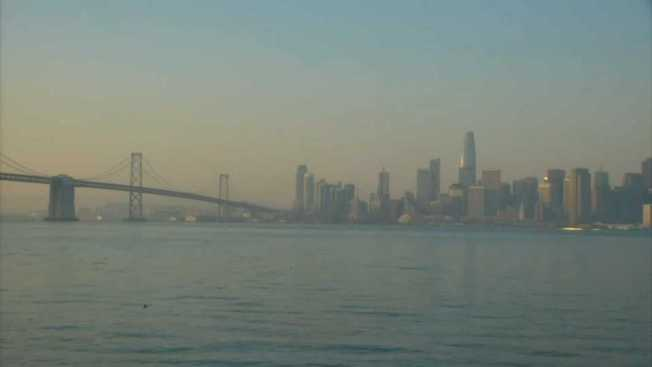 Spare the Air Alert Issued For Bay Area Monday - NBC Bay Area