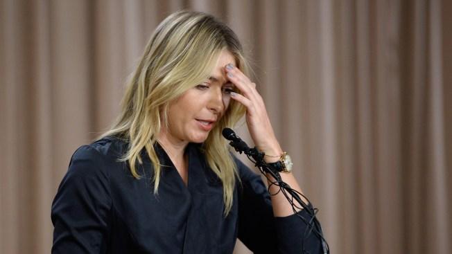 Tennis Star Maria Sharapova Failed Drug Test