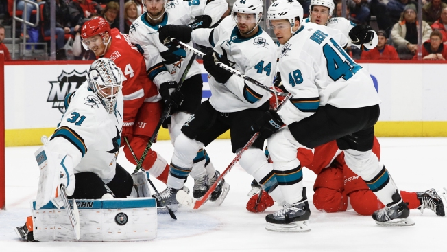 What's Behind the Sharks' Defensive Turnaround?