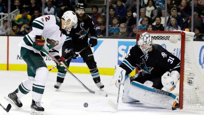 Sharks Erase Three-goal Deficit, But Fall to to Golden Knights in OT