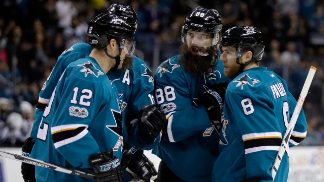 Power Play at the Center of Sharks' Downfall in 2016-17
