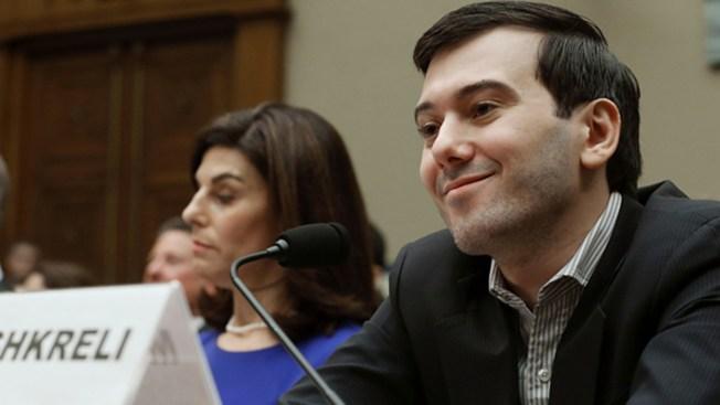 'Pharma Bro' Martin Shkreli Trolls UC Berkeley Students