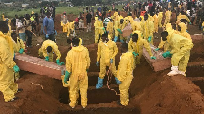 More than 600 still missing after deadly floods in Sierra Leone