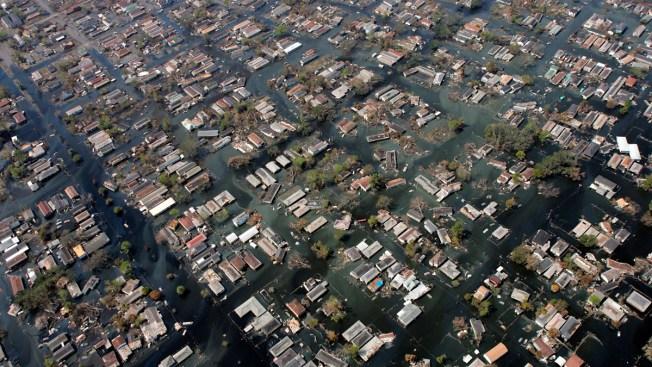 In Simulation, Category 4 Hurricane Devastated East Coast