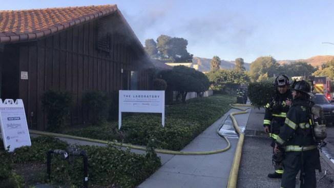 East San Jose Structure Fire Shuts Down Streets: SJFD