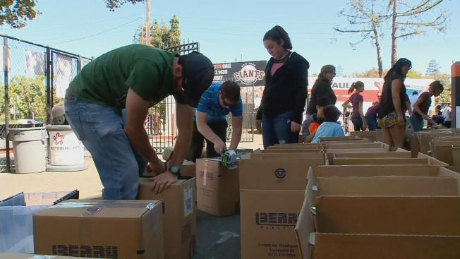 San Jose Giants Team Up With Nonprofit for U.S. Troops