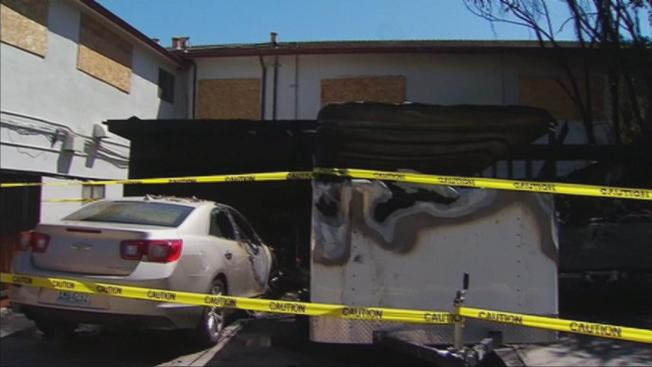 2-Alarm Fire Breaks Out at San Jose Apartment Building