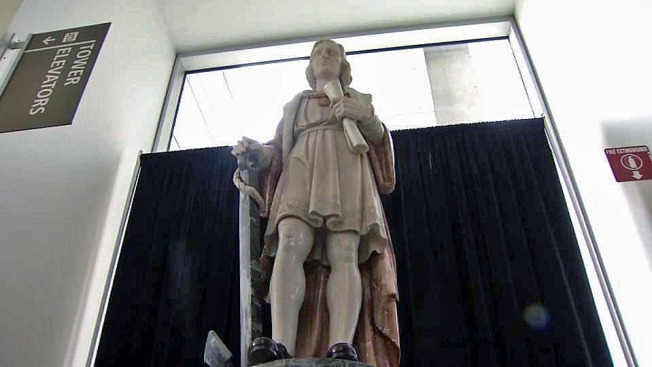 San Jose Leaders Set 6-Week Deadline For Removing Christopher Columbus Statue From City Hall