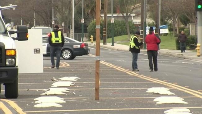 Passenger Killed in Suspected DUI Crash in San Jose