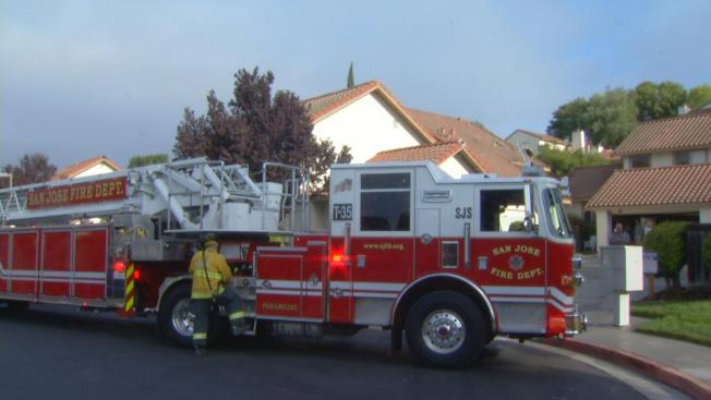 Two-Alarm House Fire Displaces Four in South Bay