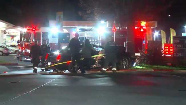 Teenager Shot in San Jose, Hurt in Car Crash en Route to Hospital
