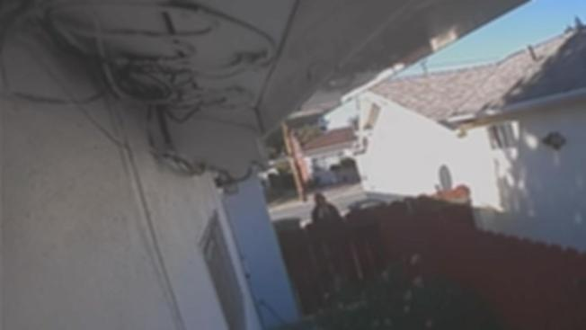 San Leandro Police Release Video, Seek Help in Series of Home Burglaries
