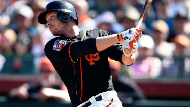 Giants Vs. Padres Lineups: Austin Slater Hopes to Repeat Magical Night