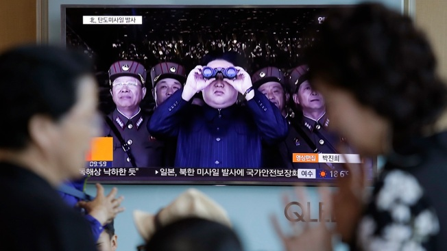 Seoul raises possibility of war in Korea as missile crisis builds