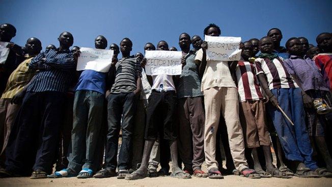 UN Report Cites 'Horrendous' Conditions in South Sudan
