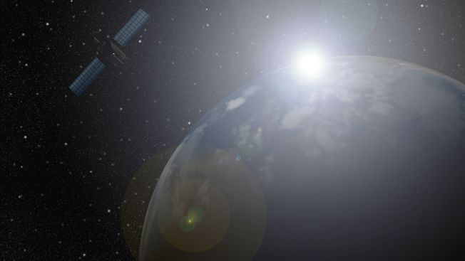 PG&E Wants to Beam Solar Energy from Space to State