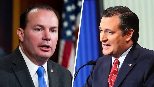 Utah Sen. Mike Lee Endorses Ted Cruz