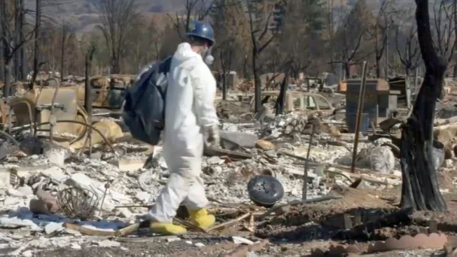 Annual Homeless Assessment Shows Impact of October Fires