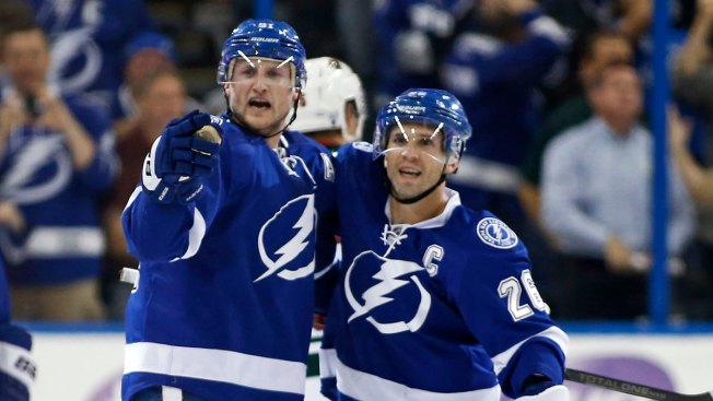 On Golden Ponds: No Sochi for Stamkos