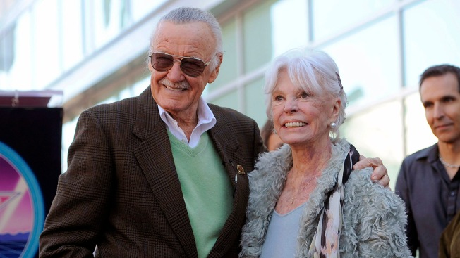 Joan Lee, Wife of Comics Legend Stan Lee, Dies at Age 93