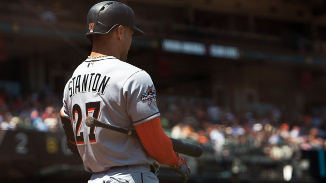 Is Giancarlo Stanton Worth the Risk for Giants? Mike Krukow Weighs in