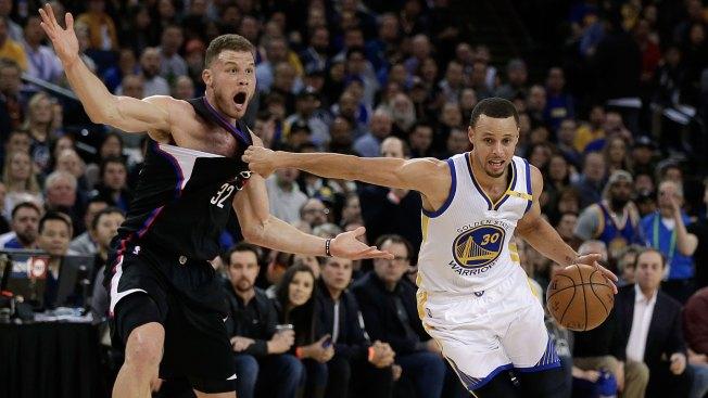 Warriors vs. Clippers, Thursday night