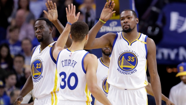 Nba Gameday Warriors Road To Redemption Starts In Game 1 Vs