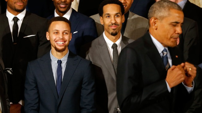 Warriors Guard Steph Curry Won't Go to White House if Invited