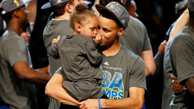 Riley Curry's 'Nae Nae' Birthday Dance Goes Viral