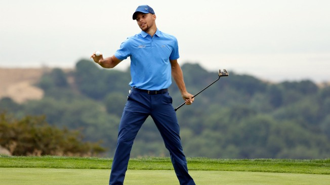 Steph Curry to Play in Pro-Am at Safeway Open Golf Tournament